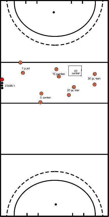 hockey Shuffleboard