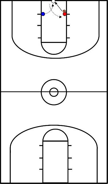 basketball Target practice