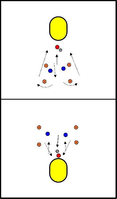 korfball pilon choice
