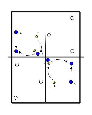 volleybal BH Plaatsen