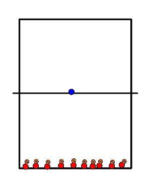 basketbal Haal de overkant