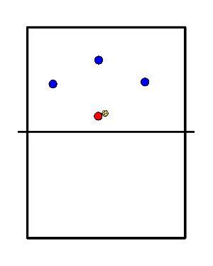 volleybal Koreaantje