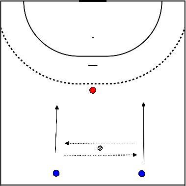 handbal 2 tallen handbal 1