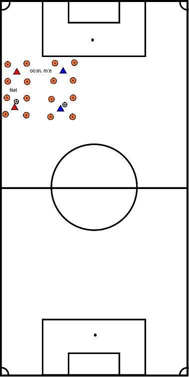 voetbal Senior: Voetvolley