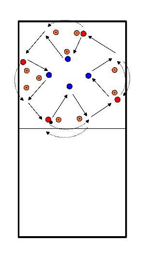 hockey Aannemen / spelen