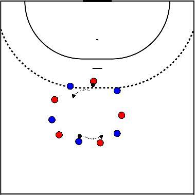 handbal Inhaalbal