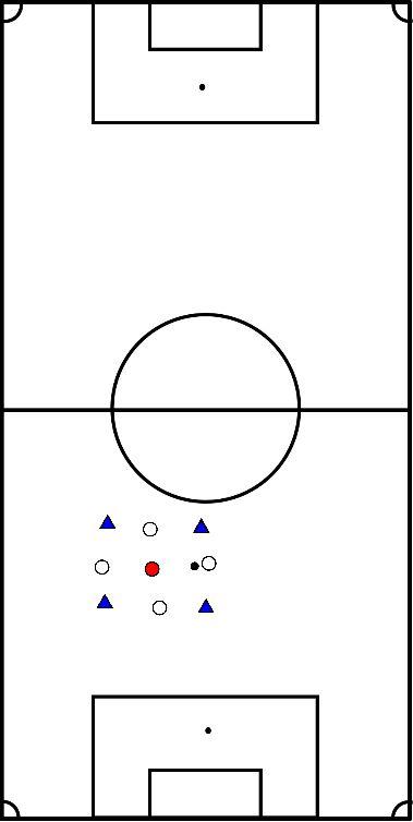 voetbal 4:1 4:2