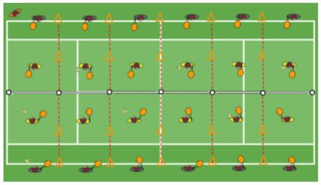 tennis-opdracht-overspelen