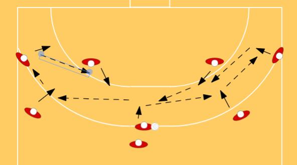 bal-rond-spelen